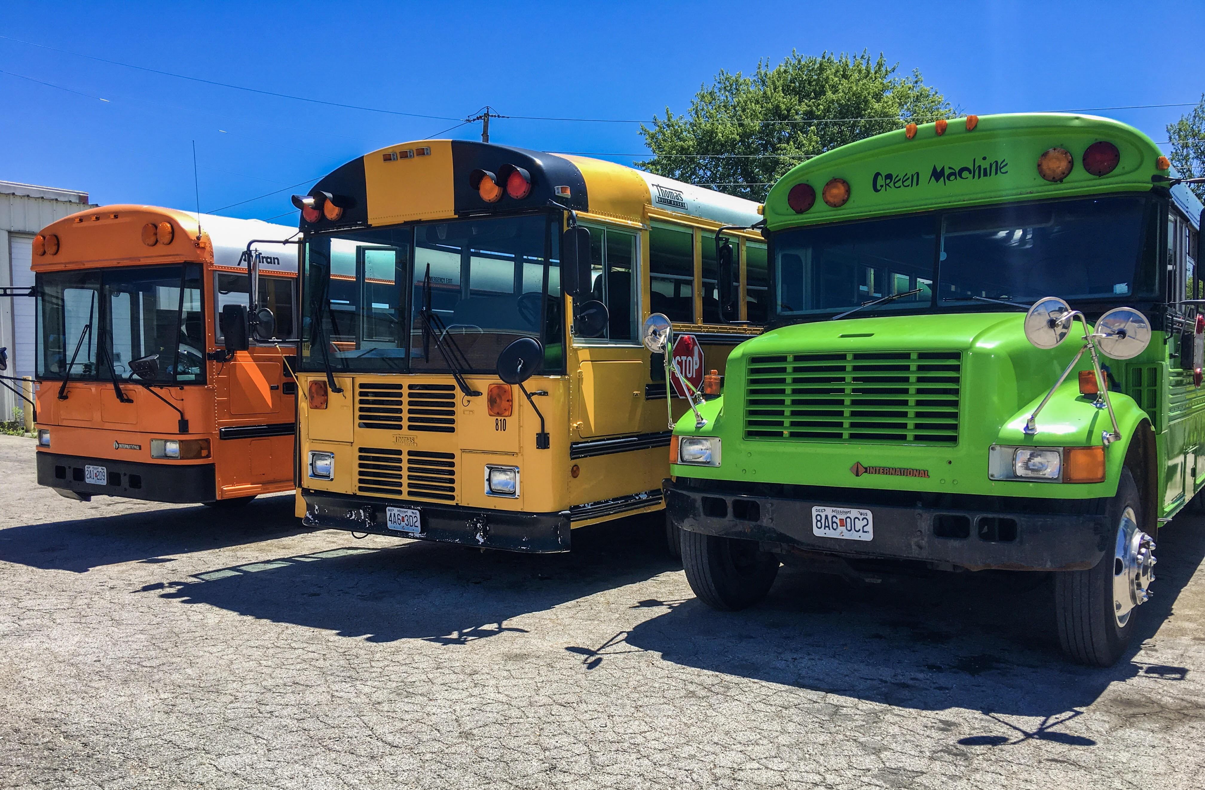 school buses jed transportation